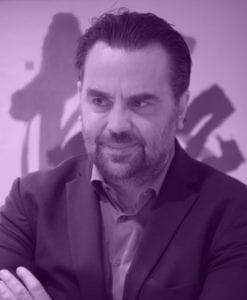 Karl-Fredrik Björklund, föreläsare hos Institutet för juridisk utbildning