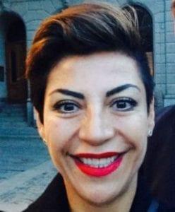 Martha Gurmu, föreläsare hos Institutet för juridisk utbildning