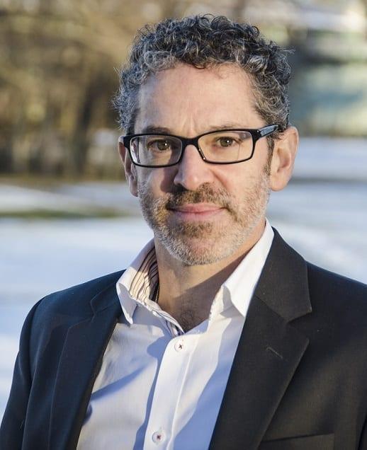 Stanley Greenstein, föreläsare hos Institutet för juridisk utbildning