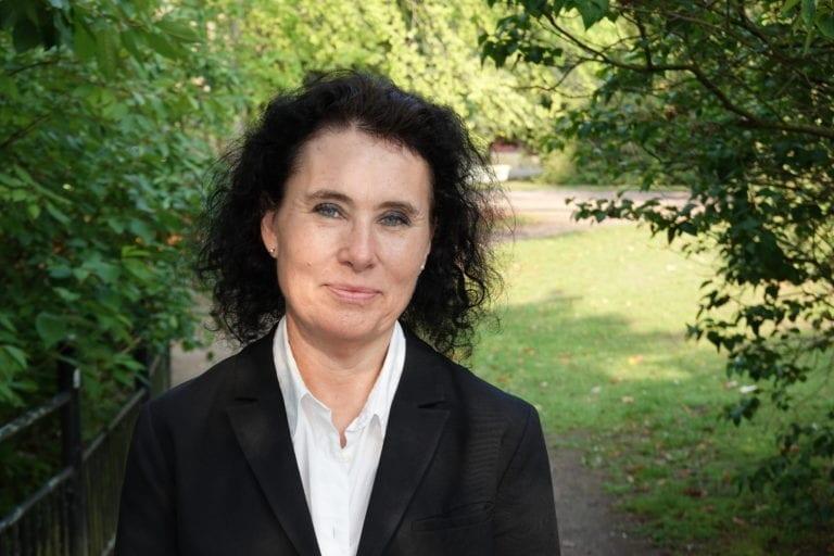 Margaretha Svenning, föreläsare hos Institutet för juridisk utbildning