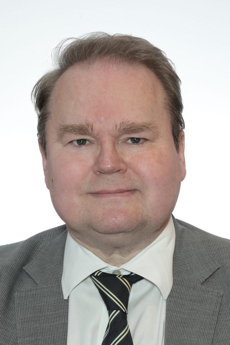Föreläsare Björn Forssén