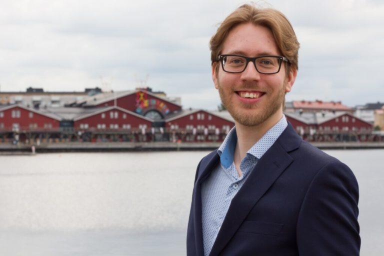 Föreläsare Mattias Gotthold