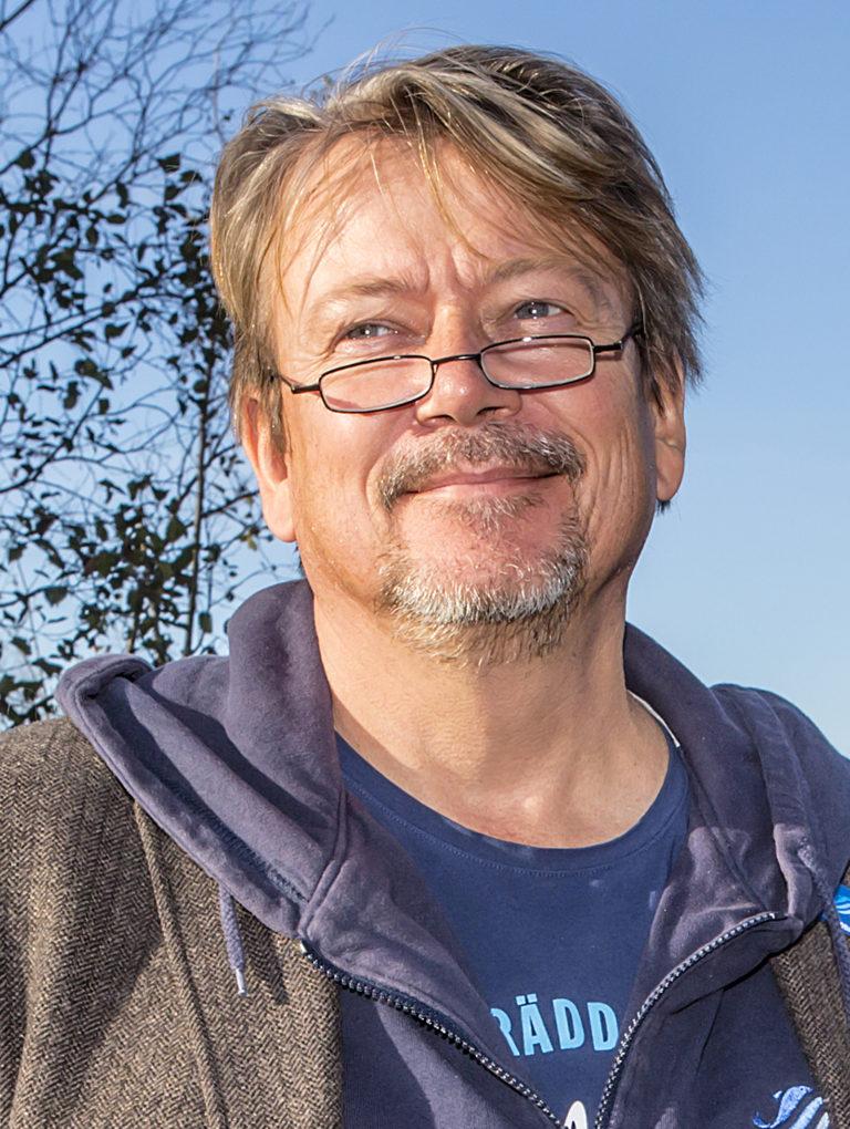 Föreläsare Christer Borg